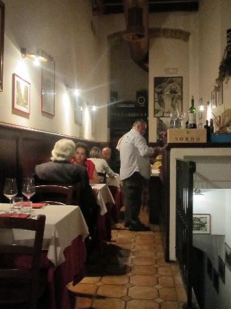 Antica Locanda Leonardo: trattoria meneghina