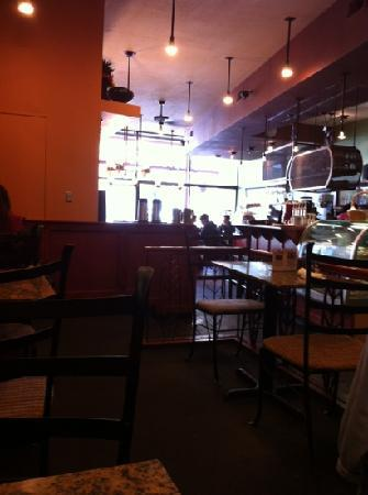 Gold Street Caffe: great atmosphere and quaint