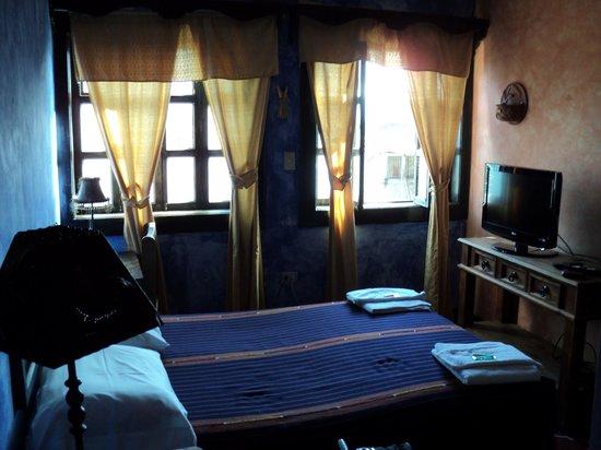 Hotel Casa Cristina: deluxe room