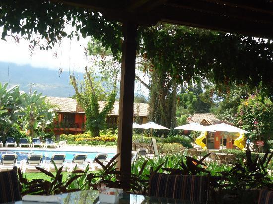 Porta Hotel Antigua : piscina