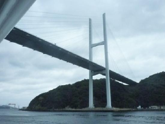 Megami Ohashi Bridge : 女神大橋