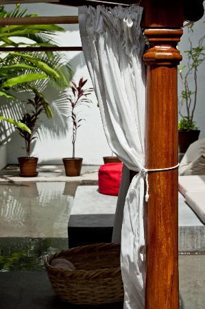 Los Patios Hotel: Spa