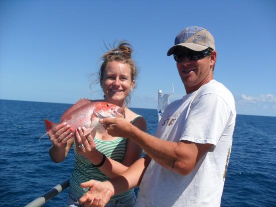 1 2 day trip catch 8 7 11 picture of orlando princess for Groupon deep sea fishing