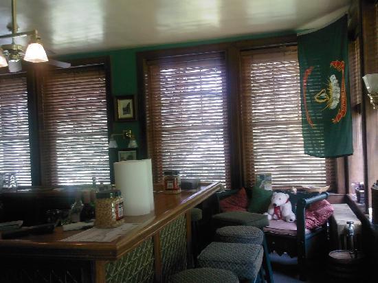 Lovely pub inside  the Killahevlin main house