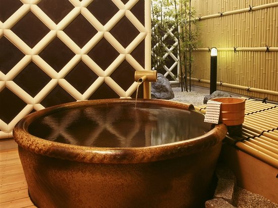 Oyado Yamakyu: 錦の湯 露天風呂
