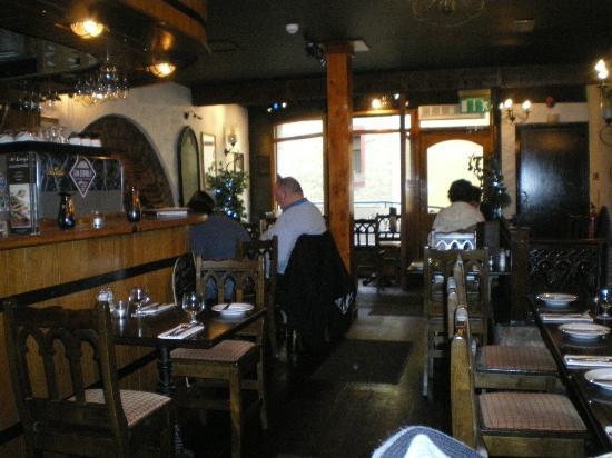 McLeary's : Inside The Restaurant