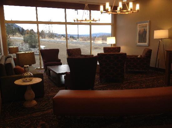 La Quinta Inn & Suites Butte: Lobby