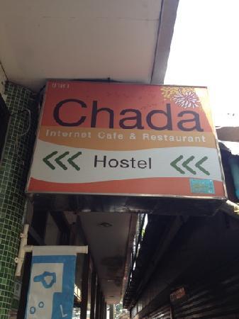 Chada hostel koh san road
