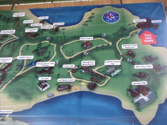 Nirwana Gardens   Nirwana Resort Hotel  Map. Map   Picture of Nirwana Gardens   Nirwana Resort Hotel  Lagoi