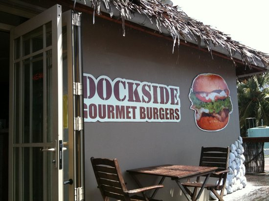 Sea-Salt: Dockside Gourmet Burgers