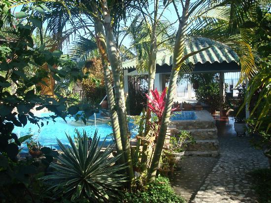 Villa Helen's Hotel & Restaurant: Private Pool