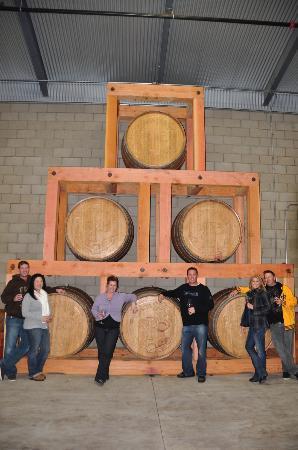 Uncorked Wine Tours: Barrel Tasting!