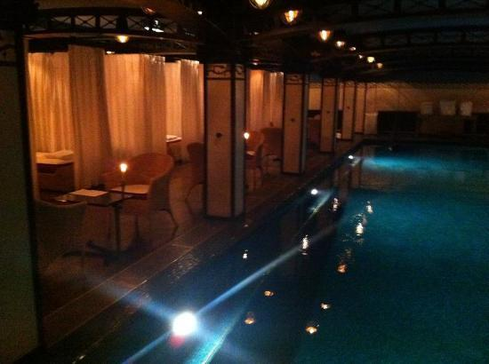 Hôtel Costes : pool