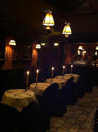 Hôtel Costes : restaurant