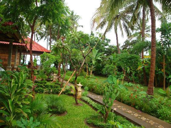 Bali Bhuana Beach Cottages: Surrounding of the resort