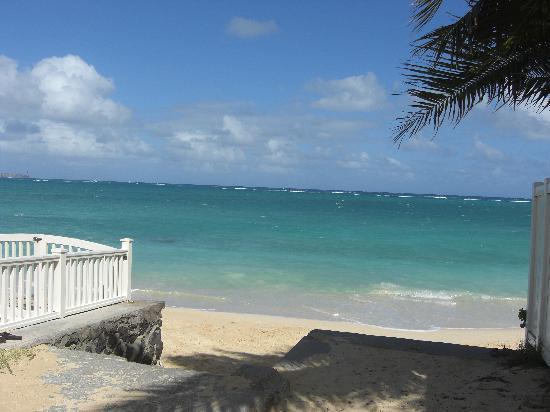 Lanikai Beach: まさにプライベートビーチ