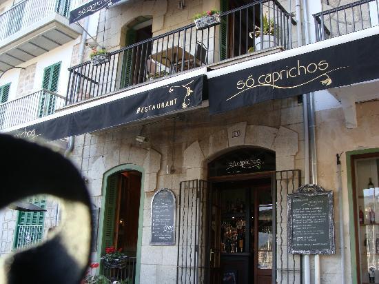 So Caprichos: The Restaurant