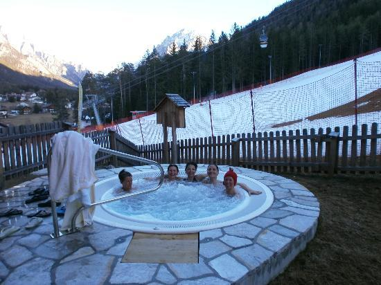 Hotel Les Alpes: Che dire....troppo bello