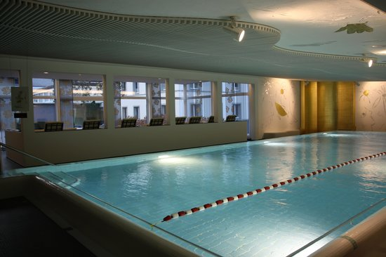 Grand Hotel Hof Ragaz: 2nd pool
