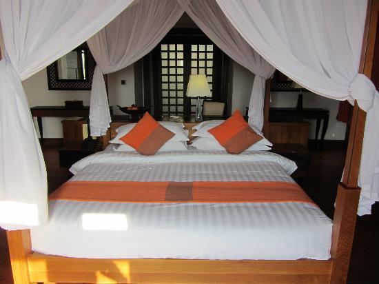Aureum Palace Resort & Spa Inle : The room!