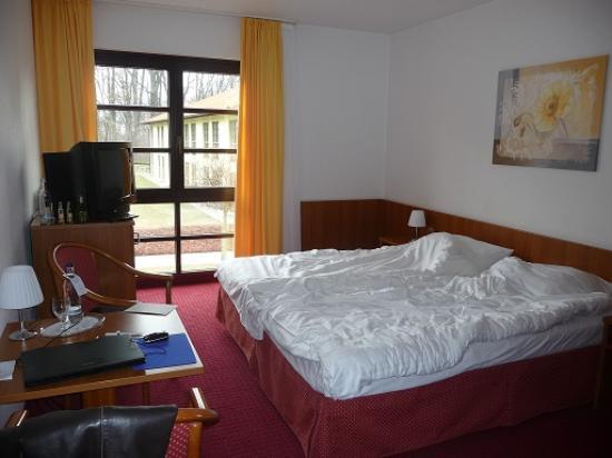 Kim Hotel Im Park : Doppelzimmer