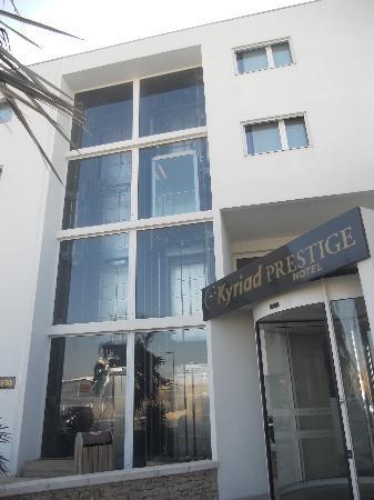 Kyriad Prestige Montpellier Ouest - Croix D'Argent: Exterieur