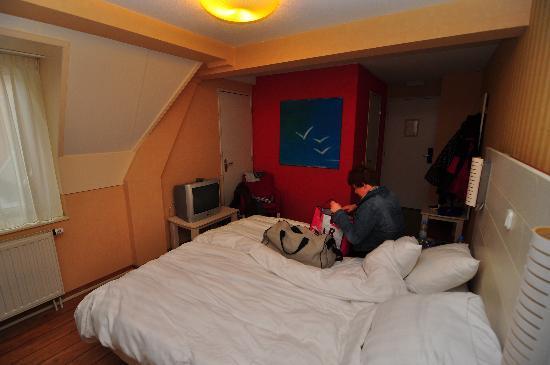 Fletcher Hotel-Restaurant De Cooghen: kamer