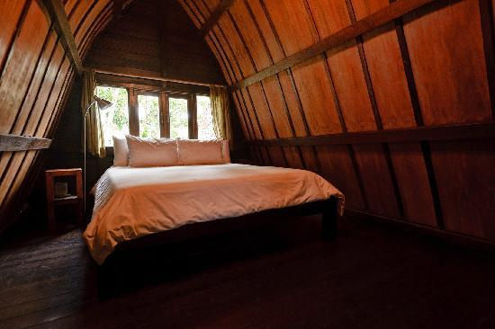 Desa Sanctuary, The Village: Lotus Lumbung, Master Bedroom