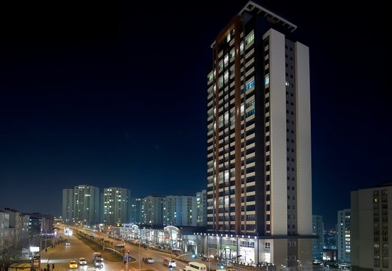 Avrupa Residence Suites: AVRUPA RESIDENCE SUITE HOTEL
