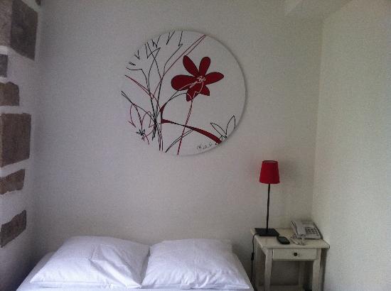 Hotel Hirschen: 2nd floor double room