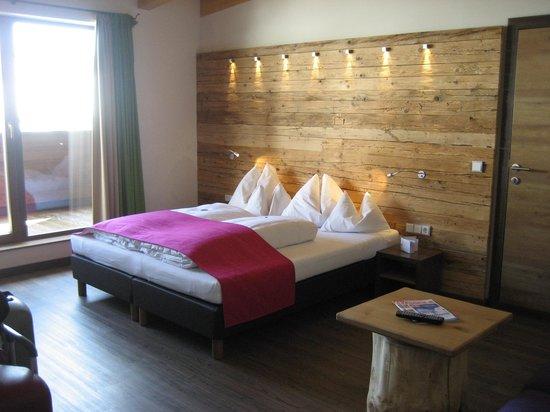 Hotel Die Sonne: kamer