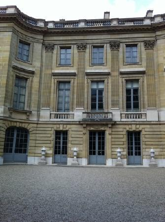 Musée Nissim de Camondo : exterior