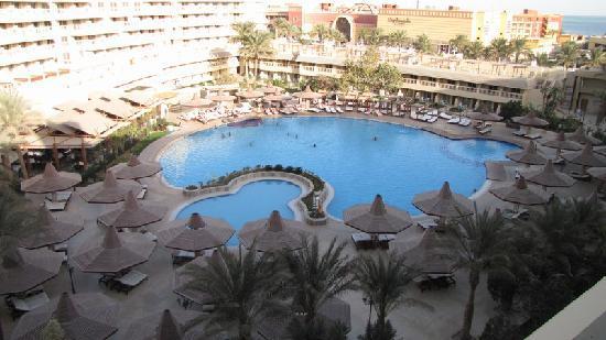 Sindbad Aqua Hotel & Spa: SAH Main Pool
