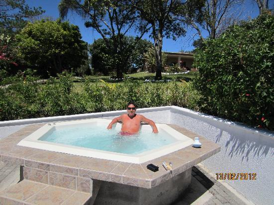 La Catalina Hotel & Suites: The jacuzzi!!relax!!!:)