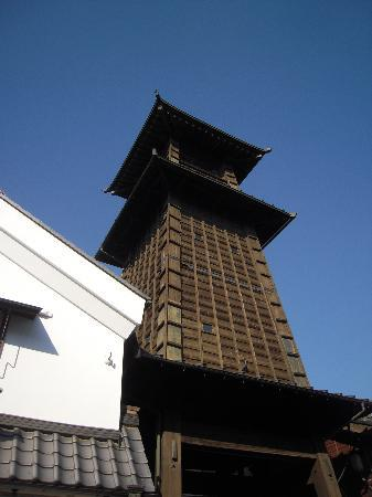 Kawagoe, Japon : 時の鐘