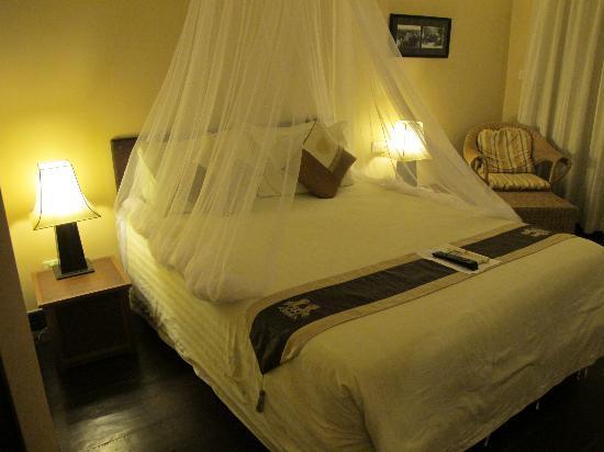 Pavillon d'Orient Boutique-Hotel: particolare della stanza