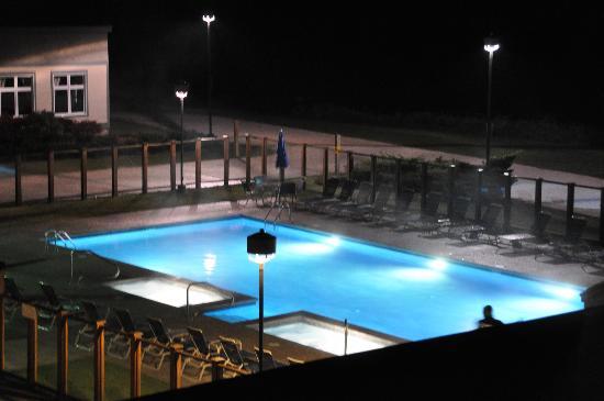 Blick Auf Den Pool Picture Of Killington Grand Resort Hotel Killington Tripadvisor