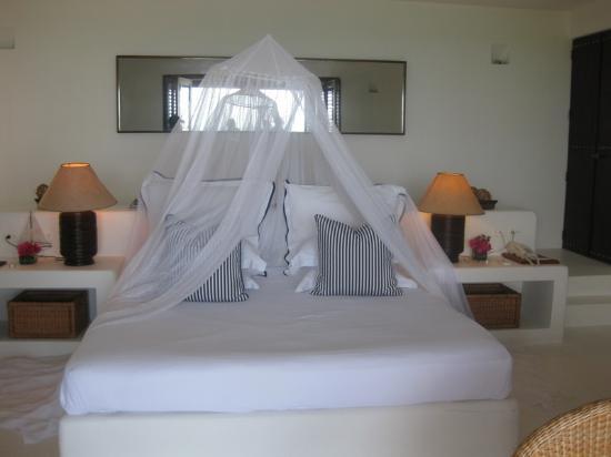 Agua Hotel: Habitacion cama principal