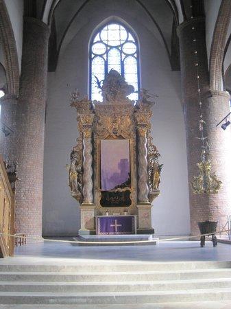 Kirche st.Nikolai