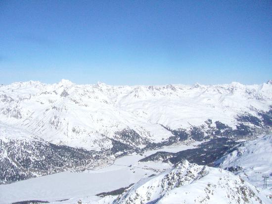 Club Med Saint Moritz Roi Soleil: panorama