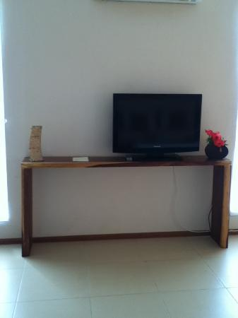 Amihan Del Sol: Flat screen tv