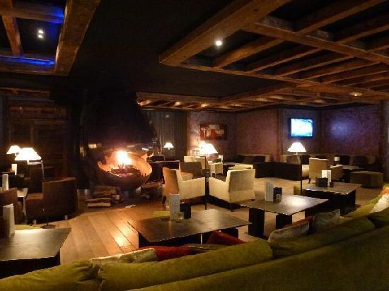 Les Suites du Nevada - Maison Bouvier : bar