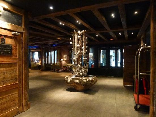 Les Suites du Nevada - Maison Bouvier : reception