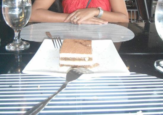 Giuseppe's Italian-Filipino: Tiramisu dessert