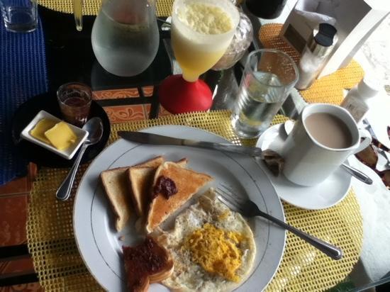 Restaurante Las Orquideas: I already ate the bacon ;-)