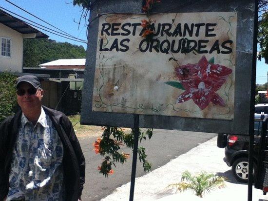 Restaurante Las Orquideas: Lunch = full house; breakfast = great!