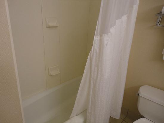 Holiday Inn Express Hotel & Suites Santa Clarita: salle de bains