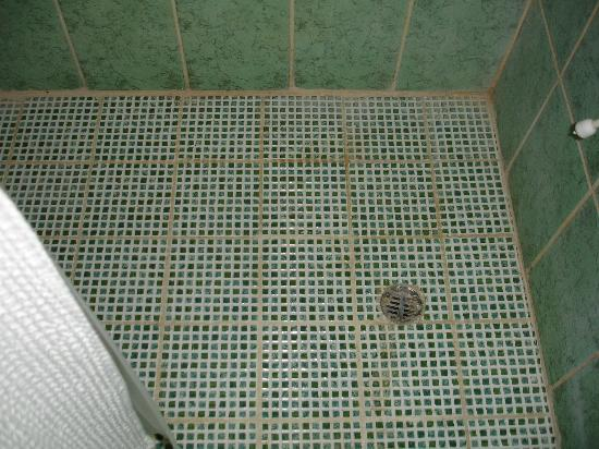 Las Palmas B&B: shower