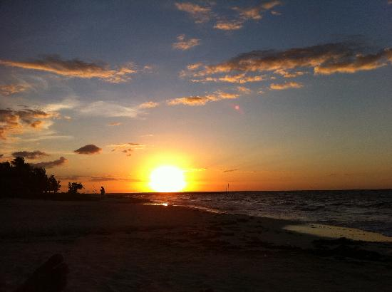Meliá Cozumel Golf - All Inclusive: sunset
