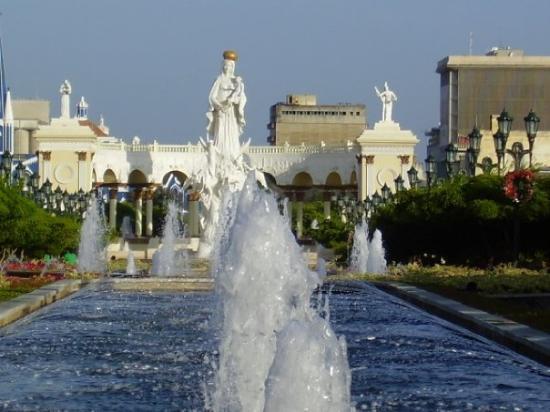 Plaza del Rosario de Nuestra Senora de Chiquinquira : fuentess